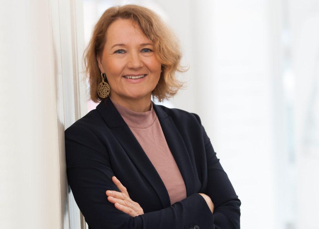 Britta Klapproth Dolmetscherin